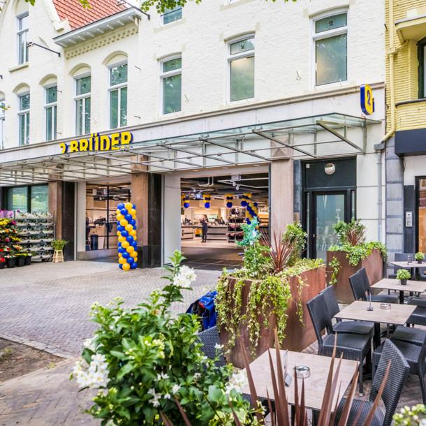 2 von venlo brüder parken die Venlo Einkaufszentrum